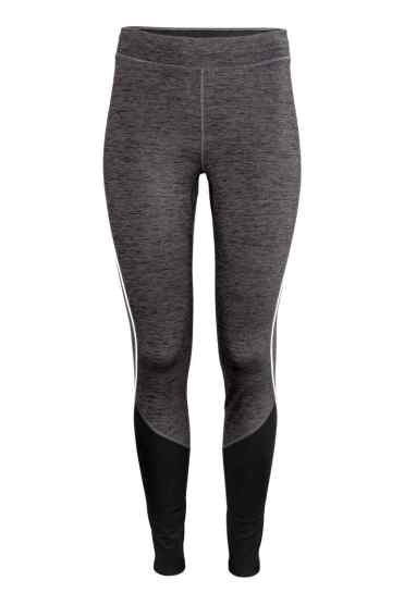 HM Winter running tights £29.99