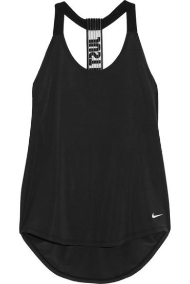 NIKE Elevate stretch-jersey tank £35