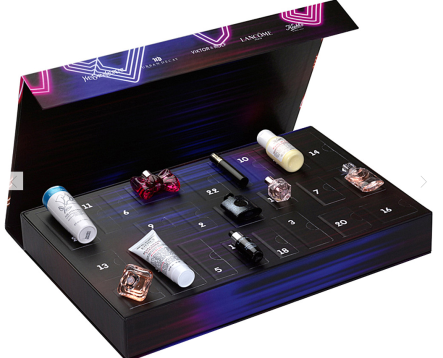 SELFRIDGES Eclectic Little Luxuries Advent Calendar 2016 £95