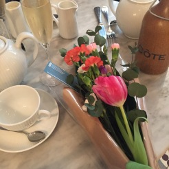 A wonderful Mothers Day Brunch at Cote Manchester